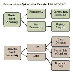 Types Of Essments | Milwaukee Area Land Conservancy Conservation Options